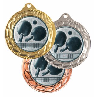 Medaille 70mm gold