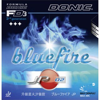 Donic | Bluefire JP 02 rot 2,0mm