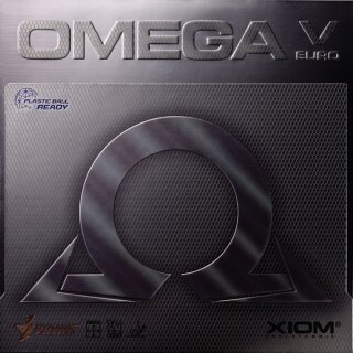 Xiom | Omega V Europe schwarz 2,0mm