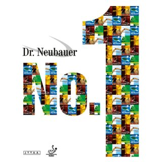Dr. Neubauer | Number 1 rot 0,6 mm