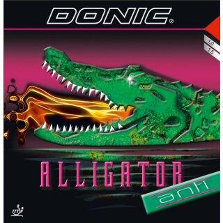 Donic | Alligator Anti  schwarz 1,0mm