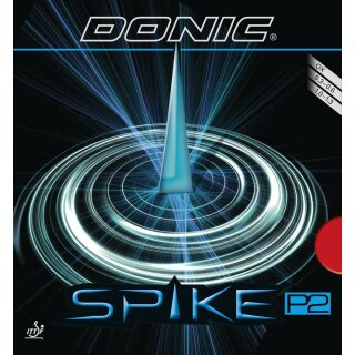 Donic | Spike P2 rot 0,3 mm - 0,6 mm