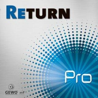 Gewo | Return Pro schwarz 1,6 mm