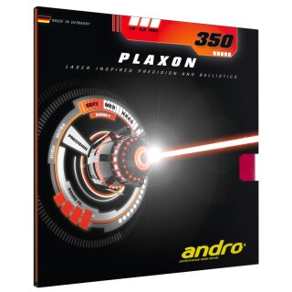Andro   Plaxon 350 rot 2,0 mm