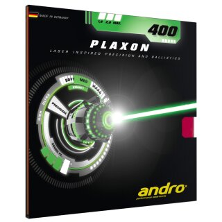 Andro | Plaxon 400 rot 2,0 mm