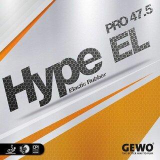 Gewo | Hype EL Pro 47.5 rot 2,1mm