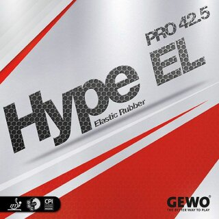 Gewo | Hype EL Pro 42.5 schwarz 1,9mm