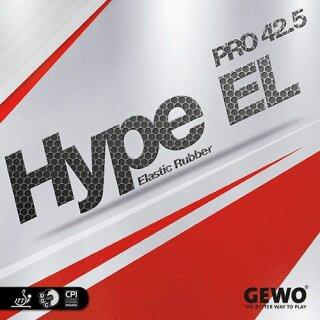 Gewo | Hype EL Pro 42.5 schwarz 2,1mm