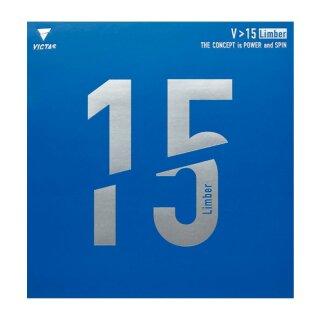 Victas | V > 15 Limber schwarz 2,0mm