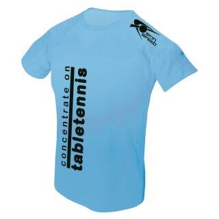 Spin und Speed   T-Shirt New Foba   sky/schwarz