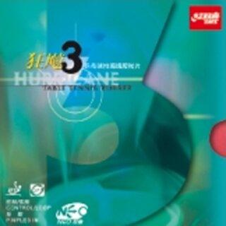 DHS | Neo Hurricane 3 schwarz 2,1mm