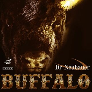 Dr. Neubauer   Buffalo schwarz 1,2mm