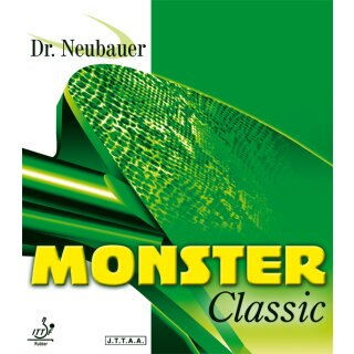 Dr. Neubauer | Monster Classic rot 2,0mm