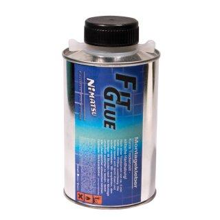 Nimatsu   Montagekleber Fit Glue Pinseldose   500 ml