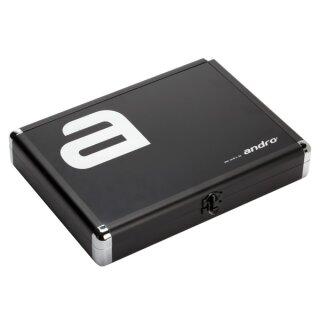 Andro | Alu Case Alpha | schwarz