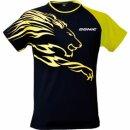 Donic | T-Shirt Lion | schwarz/gelb