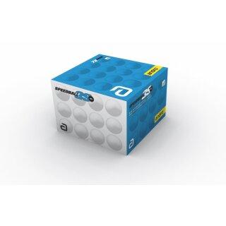 Andro | Speedball 3S *** weiß | 72 Stück