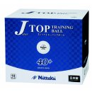 NITTAKU | J-Top Training 40+ | 120 Stück weiß