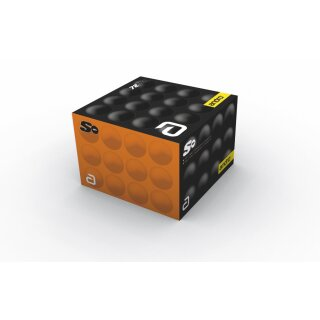 Andro | Poly S* orange | 72 Stück