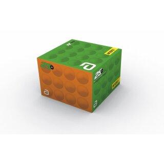 Andro | Poly 2S ** orange | 72 Stück