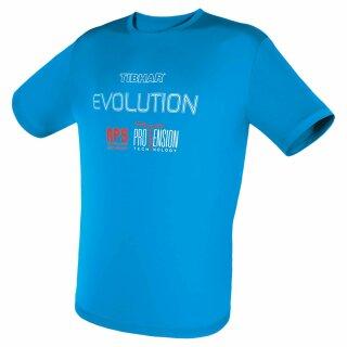 Tibhar | T-Shirt Evolution | blau