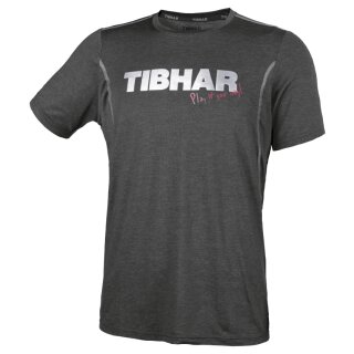 Tibhar | T-Shirt Play | anthrazit