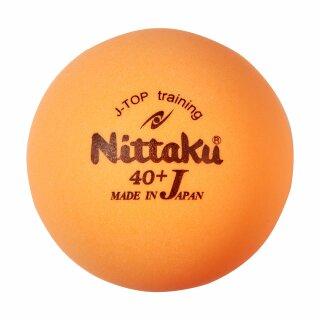 NITTAKU | J-Top Training 40+ | 120 Stück orange