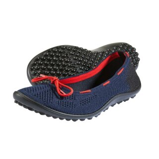 Leguano | Style maritim | blau-rot