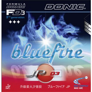 Donic   Bluefire JP 03 rot 2,0mm
