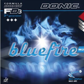 Donic   Bluefire M2 rot 2,0mm