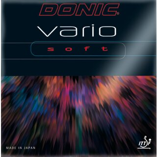 Donic   Vario Soft rot 2,0mm