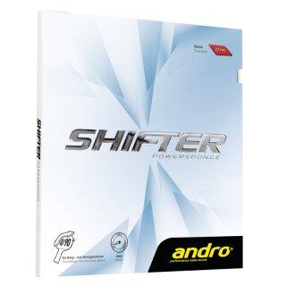 Andro | Shifter Powersponge rot 1,7mm