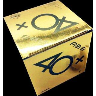 Sanwei | 40+ ABS 1 Stern | 100 Stück weiß