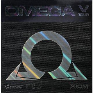 Xiom | Omega V Tour schwarz 2,0mm
