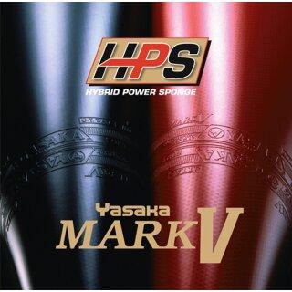 Yasaka | Mark V HPS schwarz 2,0mm