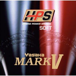Yasaka | Mark V HPS Soft schwarz 2,0mm