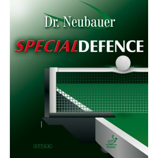 Dr. Neubauer | Spezial Defence rot 1,0mm