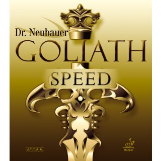 Dr. Neubauer | Goliath Speed rot 1,5mm