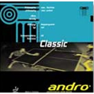 Andro | Classic rot OX
