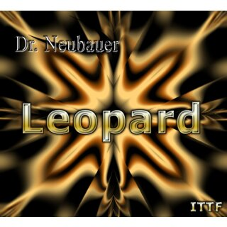 Dr. Neubauer | Leopard schwarz 1,0mm