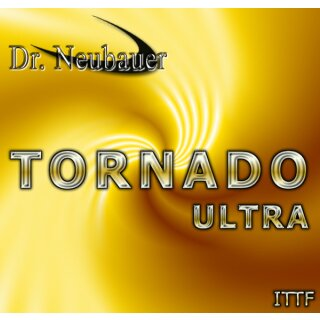 Dr. Neubauer   Tornado Ultra schwarz 1,5mm