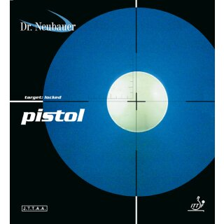Dr. Neubauer | Pistol rot 2,0mm