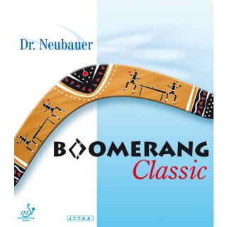 Dr. Neubauer | Boomerang Classic schwarz 0,6mm
