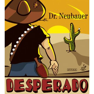 Dr. Neubauer | Desperado schwarz OX