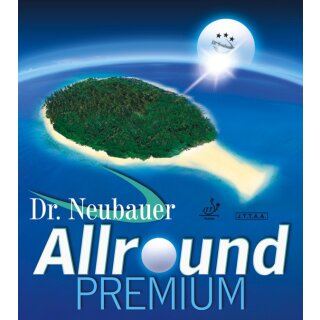 Dr. Neubauer   Allround Premium schwarz 1,3