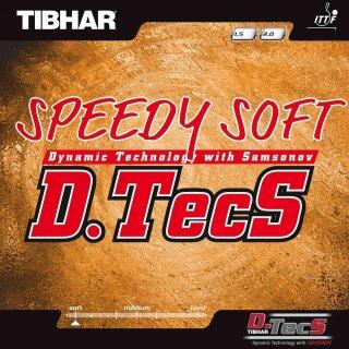 Tibhar   Speedy Soft D-Tecs