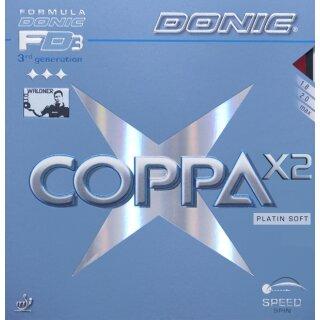 Donic | Coppa X2 Platin Soft